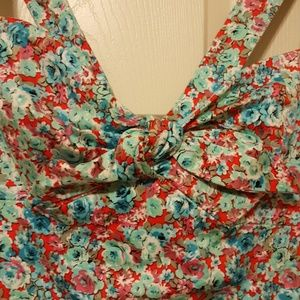 Beautiful London Times floral dress